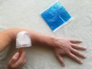 Eis-Therapie